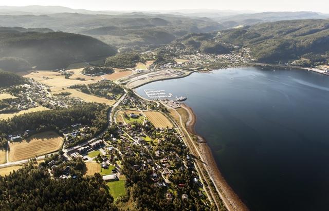 Om Malvik kommune - Trondheimsregionen